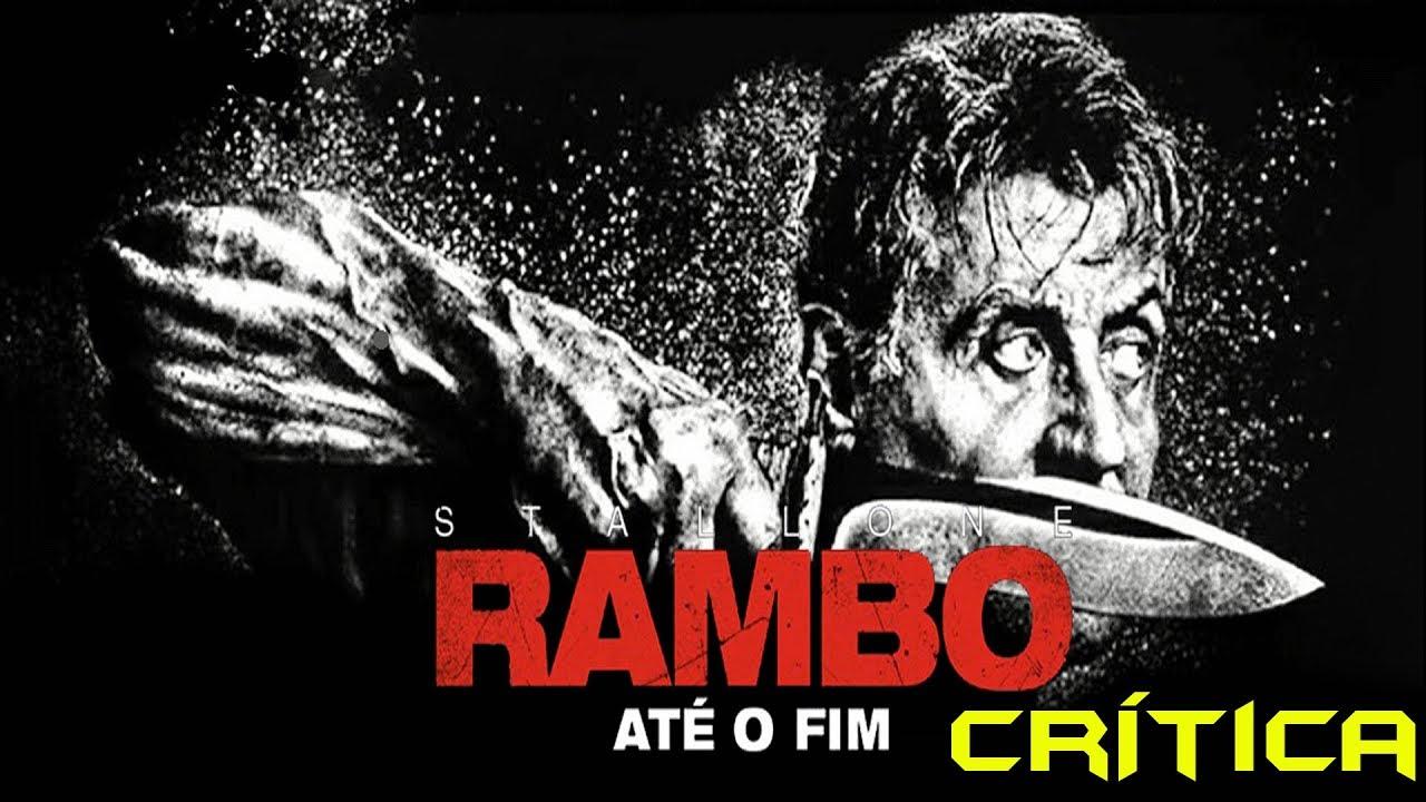Crítica - Rambo: Até o Fim (SEM SPOILERS)