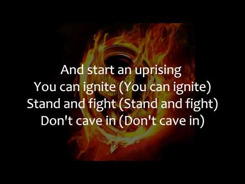 Girl on Fire - Arshad (Lyrics on Screen)