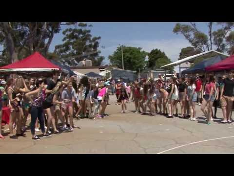 Charlesworth Ballet Institute   Bayswater Flash Mob