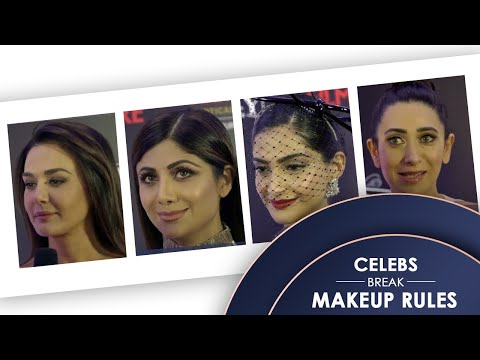 Makeup Rules Broken - Bollywood Celebrities Edition   Filmfare Glamour And Style Awards 2019 Mp3