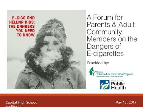 E-Cigarette Forum 051817