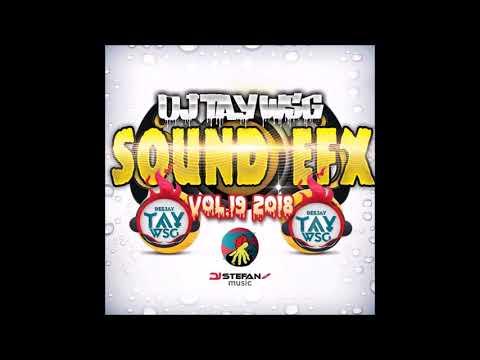 EFX Sound Effects 2018 Pack Vol. 19