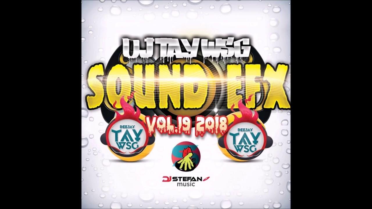 EFX Sound Effects 2018 Pack Vol  19