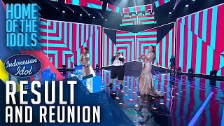 Download lagu TIARA X NELLA KHARISMA X SAYKOJI - RESULT & REUNION - Indonesian Idol 2020