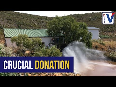 WATCH: Farmers donate millions of litres of water to Cape Town
