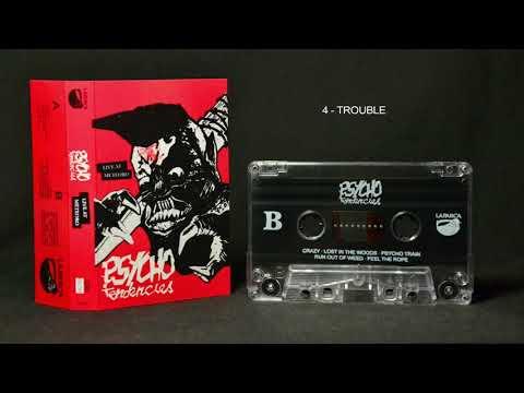 psycho-tendencies---live-at-meteoro-2018-cassette-/-tape-album-2019