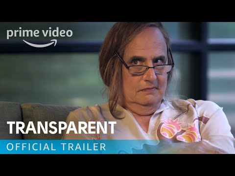 Transparent Season 1 - Official 60 second Trailer | Amazon Prime Video