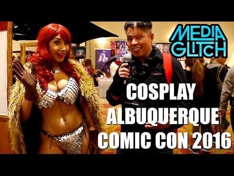 Cosplay Albuquerque Comic Con 2016