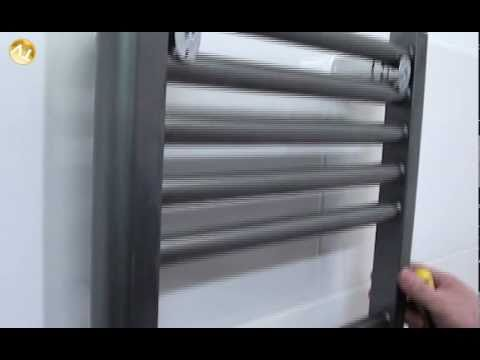 Tommy's Trade Secrets - How To Fit A Heated Towel Rail