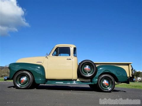 1951 gmc 101 22 1 2 ton pickup for sale youtube. Black Bedroom Furniture Sets. Home Design Ideas