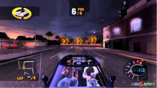 187 Ride Or Die - Gameplay PS2 HD 720P