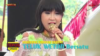 IDAMAN HATI   Dewi Purnama ( cover ) OM.ADELLA TELUK WETAN JEPARA 2018