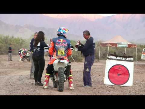Dakar 2017 Daily News Cut - Stage 11.