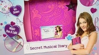 The Secret Diary Of Violetta / Sekretny Pamiętnik Violetty - Simba - Www.MegaDyskont.pl
