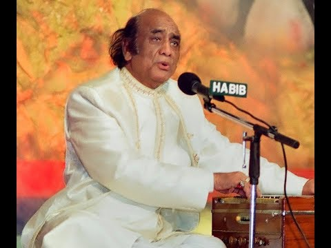 Tribute to Emperor of Classical Ghazal  Ustad Mehdi Hassan -  1