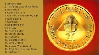 the best of earth wind fire