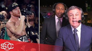 Stephen A. Smith, Teddy Atlas sound off on Canelo Alvarez-Gennady Golovkin 2 | SportsCenter | ESPN