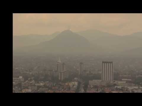 Mexico City's Pollution: Towards a Better Future