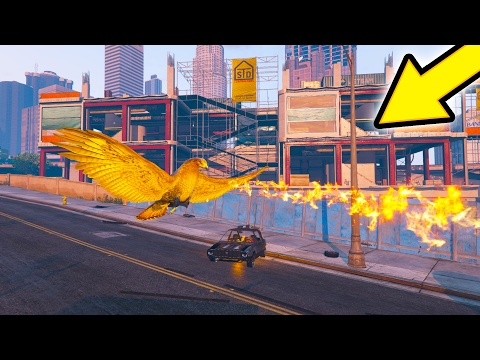 GTA 5 Mods - DRAGONS ATTACK + RIDING DRAGONS MOD!! GTA 5 Dragons Mod Gameplay! (GTA 5 Mods Gameplay)