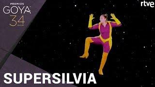 SILVIA ABRIL ES 'SUPERSILVIA' | Premios Goya 2020