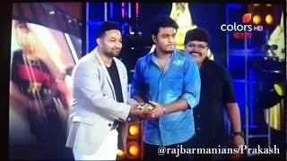 Raj Barman Awarded as Best Playback Singer Male For Shona Bondhu Song Full Video - Raj Barman