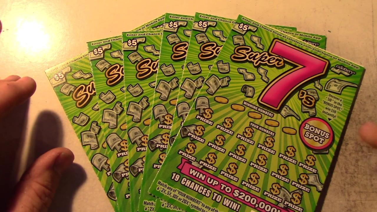 Super 7 Lottery