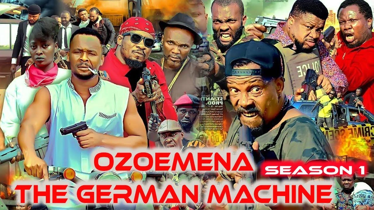 Download OZOEMMENA THE GERMAN MACHINE BEST OF #ZUBBY MICHEAL #JNRPOPE  2020 LATEST NIGERIAN NOLLYWOOD MOVIE