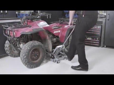 SCA ATV / Quad Bike Lift