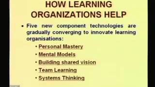 12   Learning Organization Video Lecture, NPTEL Course IIT Kharagpur Business Management videos   Fr thumbnail