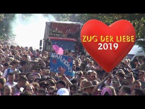 Zug der Liebe 2019