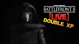 ⚡BATTLEFRONT 2 LIVE - Last Day Of Double XP, let's make use of it!