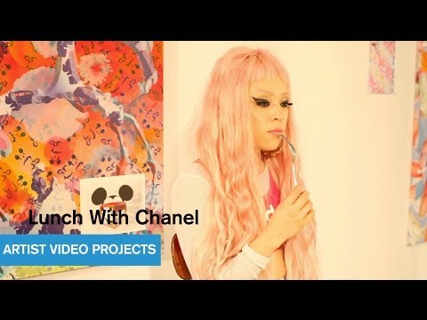 Carter Mull - Lunch with Chanel - Artist Video Projects - MOCAtv
