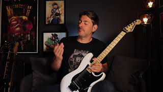 Iron Maiden: Hell On Earth (Adrian Smith's Solo)