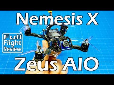 Nemesis X - Zeus AIO Flight Controller