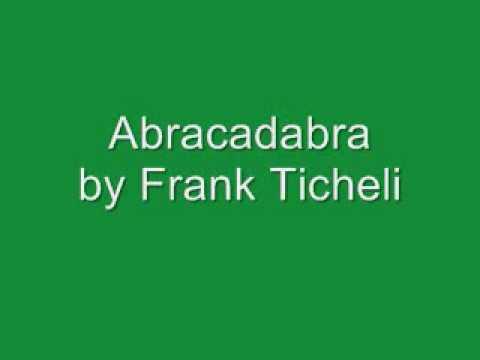 Frank Ticheli  Abracadabra