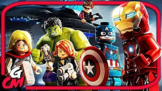 LEGO MARVEL AVENGERS - FILM COMPLETO ITA Game Movie