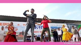 Ajay Hooda AK Jatti Live on Balma Powerfull | Anu Kadyan Live Show | New Haryanvi Dj Song 2019