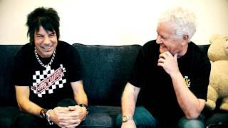 Saxon: Nigel Glockler interview