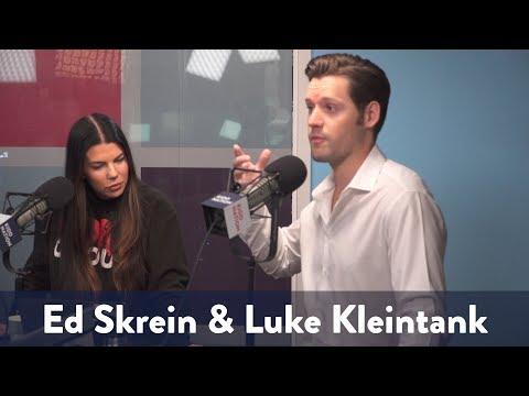 Ed Skrein & Luke Kleintank Talk Preparation For Midway Role