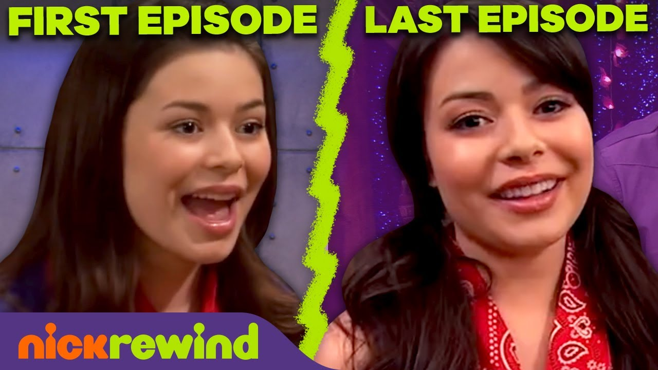 Download 1 Moment From EVERY Episode of iCarly! 📹 NickRewind