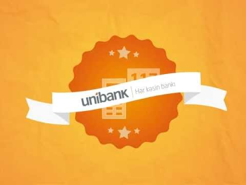Unibank-dan arayışsız kredit: 6 aya 6% endirim