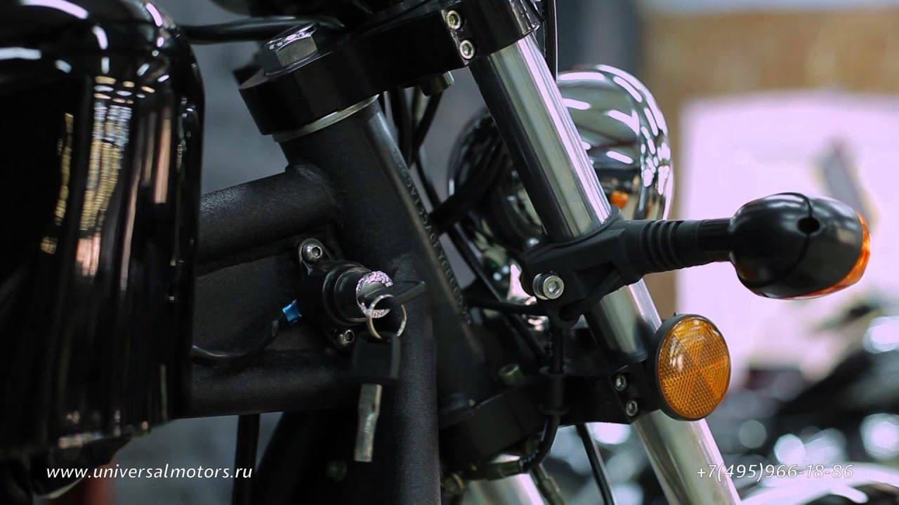 Мотоцикл Johnny Pag Ventura
