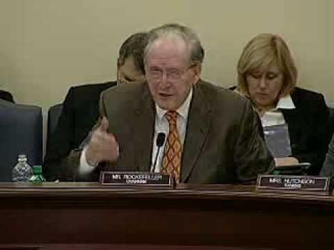 Jay Rockefeller on STB Act of 2009