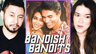 BANDISH BANDITS | Anand Tiwari | Amazon Original | Trailer Reaction | Jaby Koay & Achara