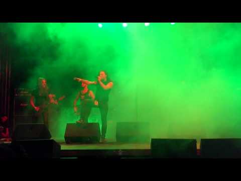 The Fading live at the Tbilisi Jam Fest 2015!