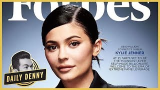 Kylie Jenner Poised To Be Youngest Ever Self-Made Billionaire   #DailyDenny