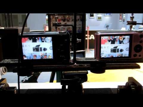 CASIO ハイスピードエクシリムEX-ZR700「HS手ブレ補正」機能