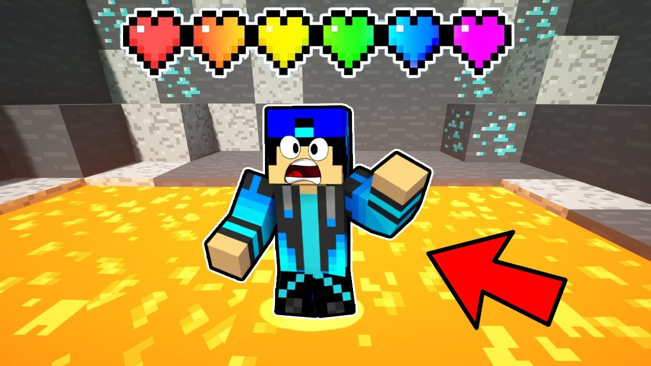 BECOMING AN IMMORTAL MINECRAFT PLAYER USING MAGIC STONES