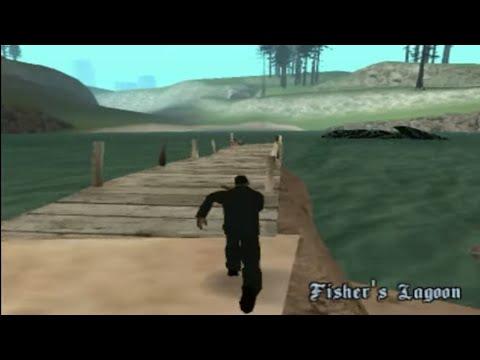 GTA San Andreas (Loquendo) El Monstruo Del Lago Ness