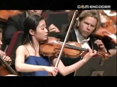 Sayaka Shoji(庄司紗矢香) plays brahms violin concerto in D major, Op. 77 3rd